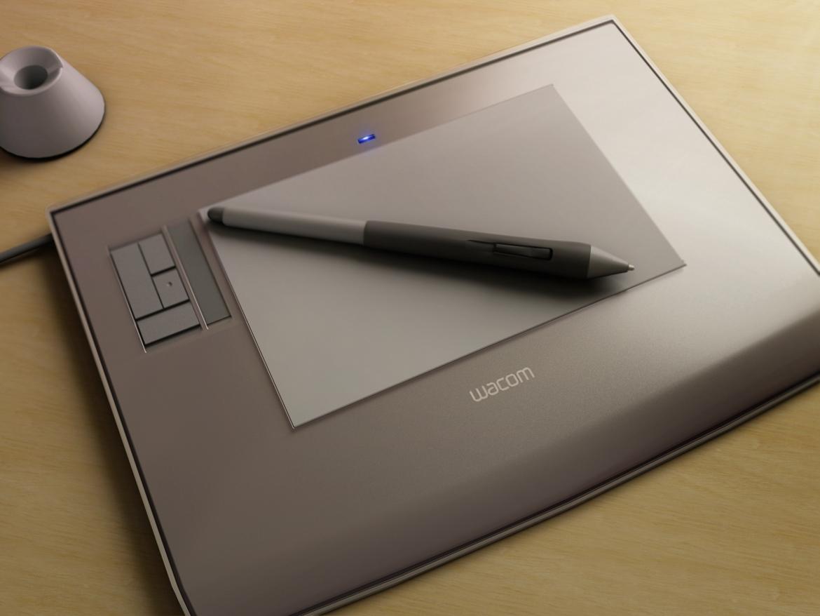 Tablette Graphique Wacom Intuos A5