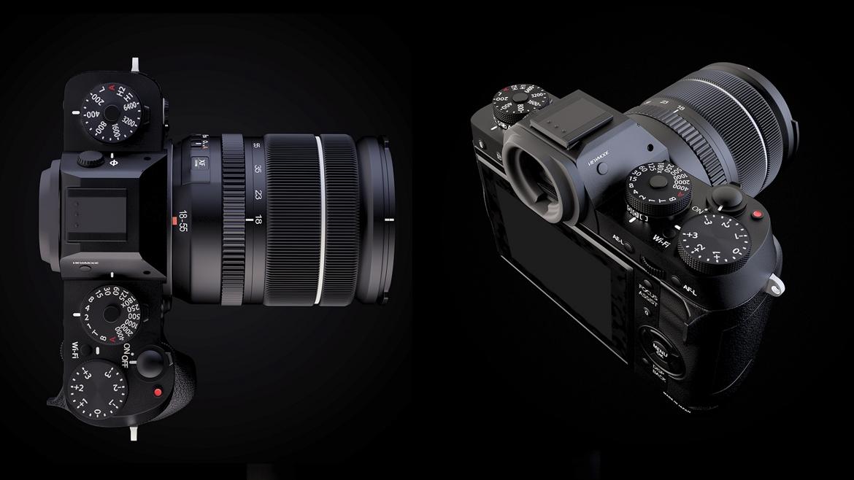 Fujifilm XT 1 2