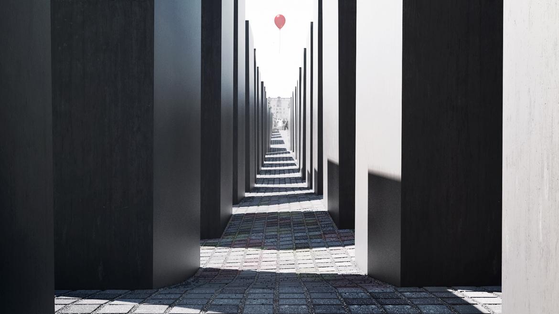 memorial de la shoah Berlin