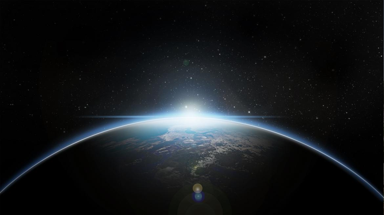 Planète terre 3d